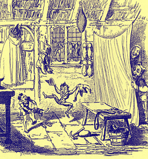The Shoemaker and the Elves. The Brothers Grimm