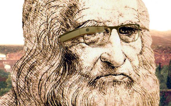 Leonardo Google