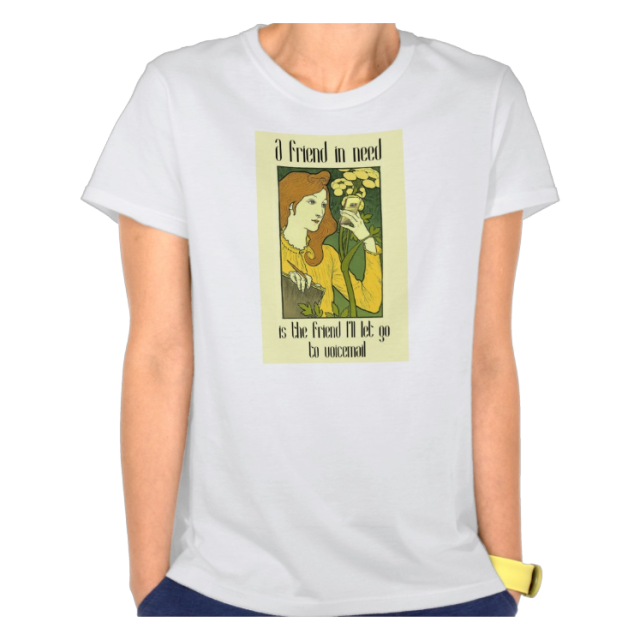 A Friend In Need - T-Shirt